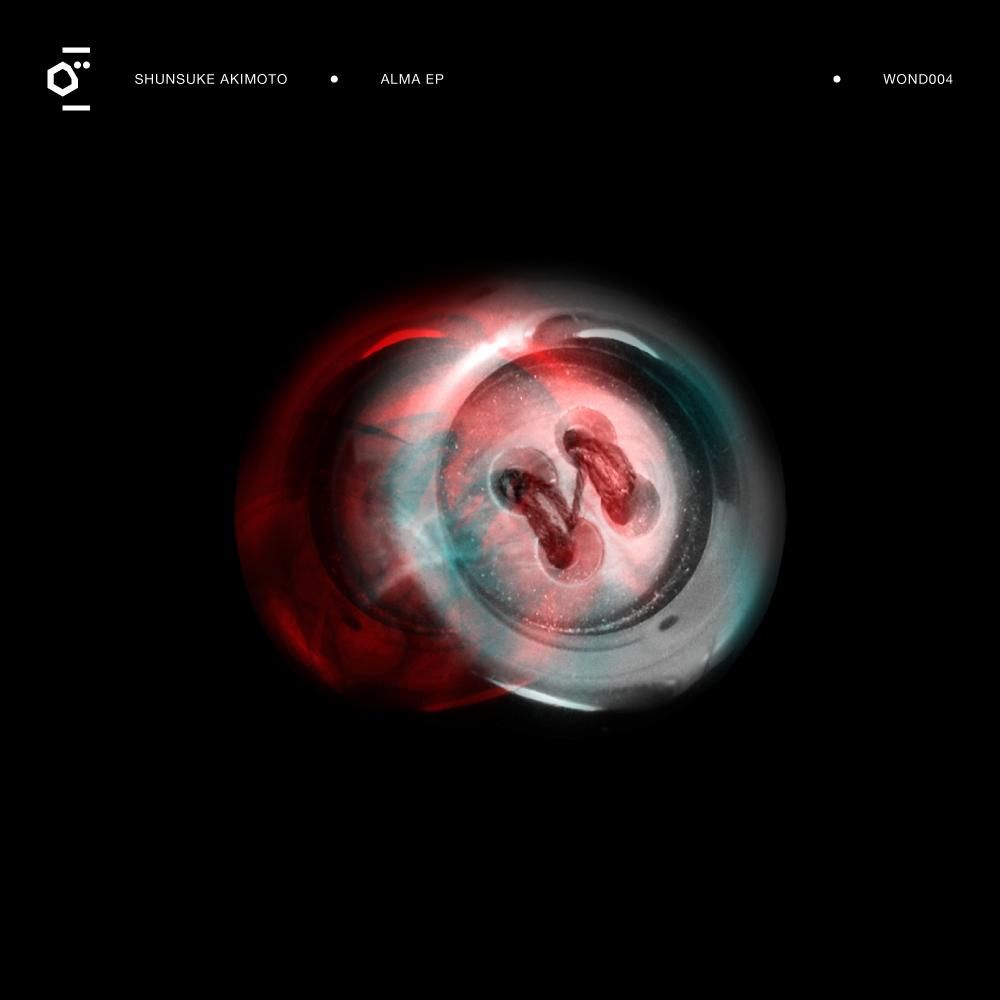 [WOND004] Shunsuke Akimoto - Alma EP